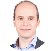 Felix Berndt ist für INSYS icom Ansprechpartner bei der Paessler AG .